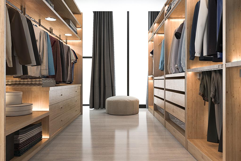 Maatwerk meubilair en inbouwkasten - MARIS verhuisklaar